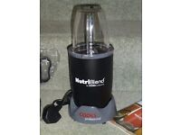 Nutriblend blender