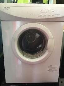 Vented dryer