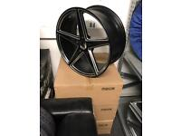 "4 18"" alloy wheels alloys rims tyre tyres bmw 1 2 3 series z3 Z4 Vw Volkswagen t5 t6"