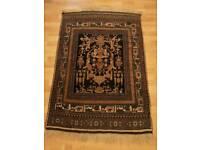 good quality tassle rug