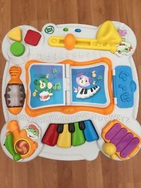 Leapfrog Learn and Groove Music Table