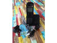 Cordless landline Phone - Panasonic KX-TGC-210E