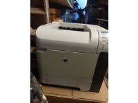 HP Laserjet P4015x Black & White Printer - Parts or can be fixed