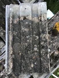 Concrete roof tiles (Camtiles)