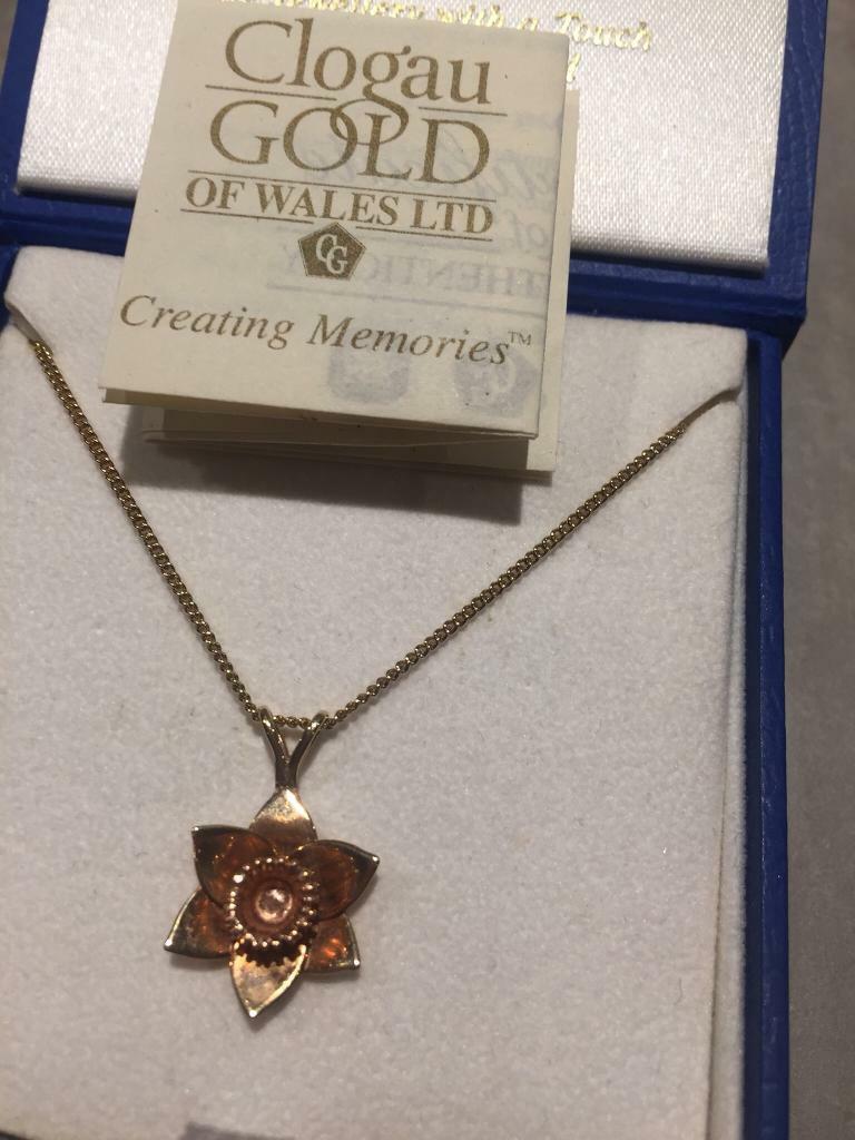 3a184b9f8 Clogau gold necklace   in Cwmbran, Torfaen   Gumtree