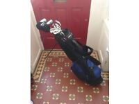 Hippo full set golf clubs with bag