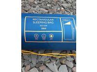 Sleeping bag & foam mat