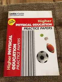 Leckie & Leckie Higher Physical Education Practice Papers