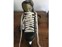 SHERWOOD RAPTOR 8 ICE SKATES - SIZE 10