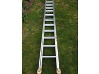 TITAN 'Classic' Double 3.0m Professional Trade Ladder