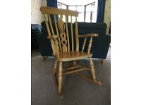 Excellent condition rocking chair