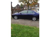 2005 (55) Honda Accord 2.4 auto, full leather 5 disc changer