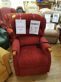 Celebrity Westbury Dual Motor Riser Recliner Chair, Can Deliver