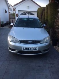 ST220,03,new clutch, mot til end of May, bodywork fair,lovely drive,all trials welcome