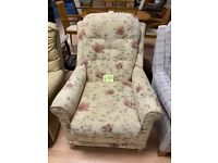 Arm Chair Flower (Brand New) *SALE*
