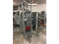 LIFE FITNESS PRO 2 ASSISTED CHIN DIP FORSALE!!