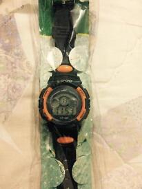 Sports watch - WATER RESISTANT