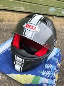 Bell daytona carbon motorbike helmet