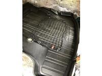 Honda Accord boot liner