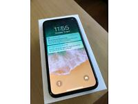 iPhone X 64gb space grey unlocked excellent condition