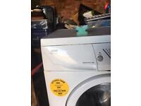 Zanussi washing machine 6kg aqua cycle