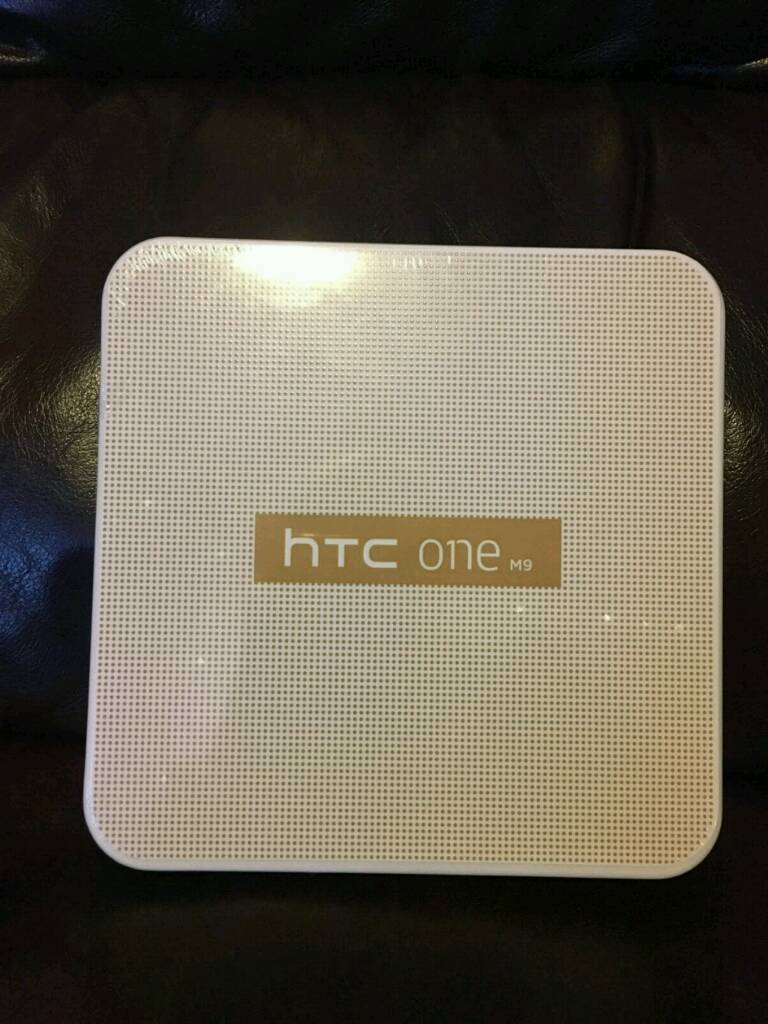 HtC one M9 Gold sealed 32GB 3GB ramin Derby, DerbyshireGumtree - Htc one M9 brand new phone SiM free no time wasters phones price one ebay is £367 so its quick sale Collection Only