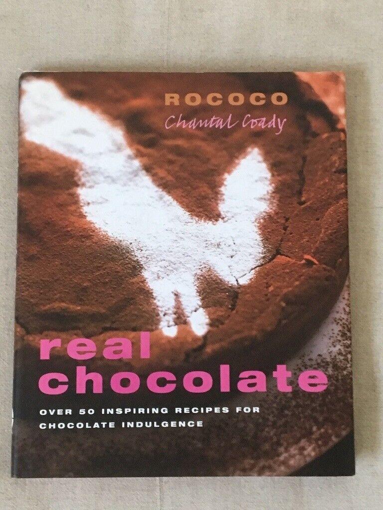 Rococo Real Chocolate by Shantal Cody 2003