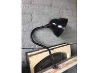 Vintage Reclaimed Industrial Lamp