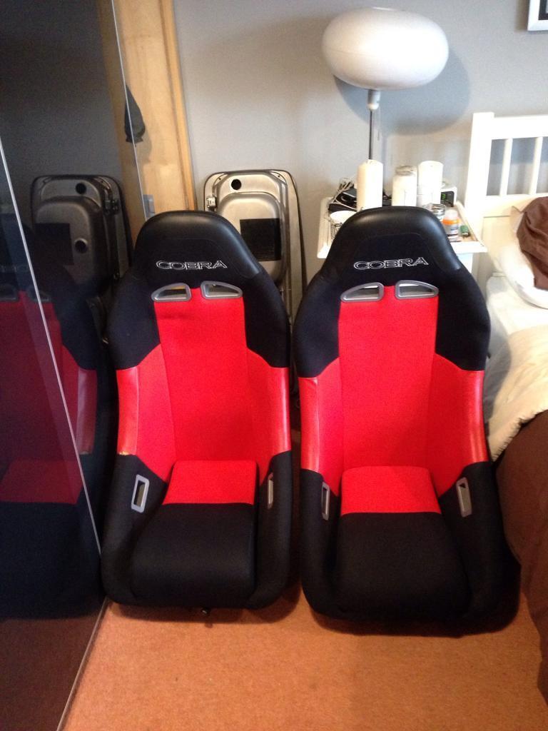 Cobra Clubman Bucket Seats (were in a classic mini)