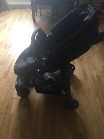 Baby start push chair