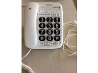 Big Button Telephone never been used