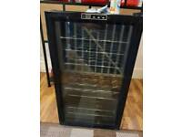Wine cooler works perfect