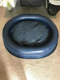 Tuffies indestructible dog bed