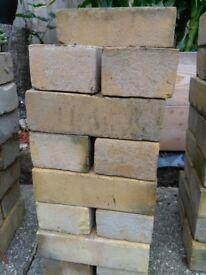 87 Sandstone bricks