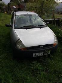 Ford KA £750 or reasonable offers