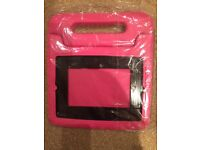 Plastic, hard wearing iPad covers for kids