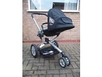 Quinny Buzz Travel System - Pushchair + Maxi Cosi Baby Car Seat