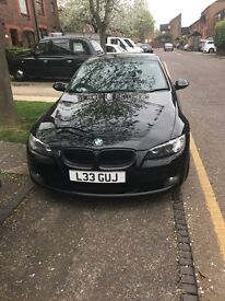 Bmw 320i 2007 p/x welcome with 4 doors