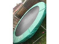 12ft trampoline good used condition £80 Ono