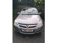 Vauxhall, ASTRA, Estate, 2007, Manual, 1248 (cc), 5 doors