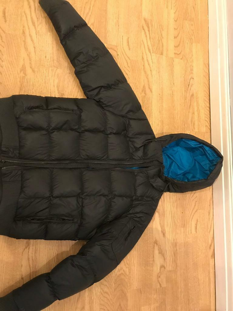 d241fe8a0f3e Nike feather down jacket.