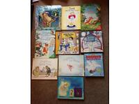 Selection of 10 kids books