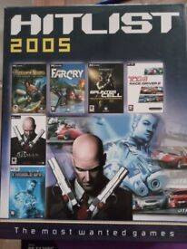 Hit List 2005 Most Wanted Games