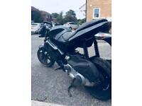 Gilera Dna 125cc twist and go