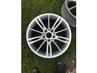 BMW 18'' Alloy wheels MV3 MSport 3 Series I