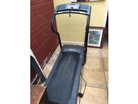weslo cadence treadmill m5 great condition