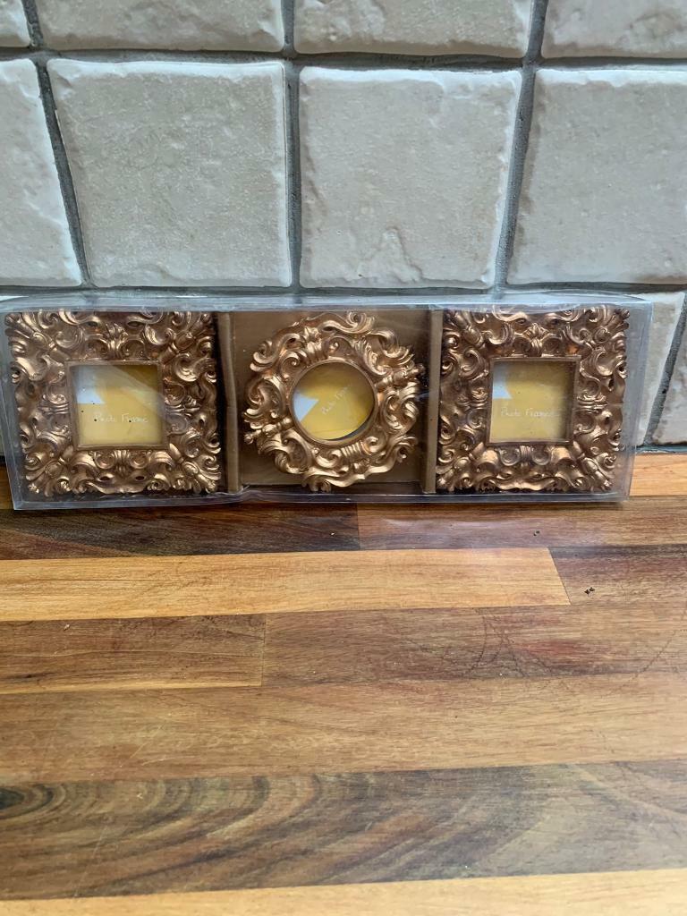 Beautiful Set of Ornate Gold Mini Frames New | in Ruddington,  Nottinghamshire | Gumtree