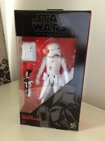 Star Wars Black Series Snowtrooper Figure Brand New