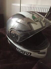 AGV motorcycle helmet small
