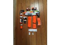 Nerf Modulus ESC-10 Core Gun with lots of accessories